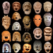 """Máscaras expresivas (I) :  """"Un poco de historia"""""""