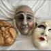 Máscaras expresivas (III) - Creación con pasta de papel